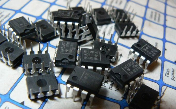 Микросхема-таймер 555 серии