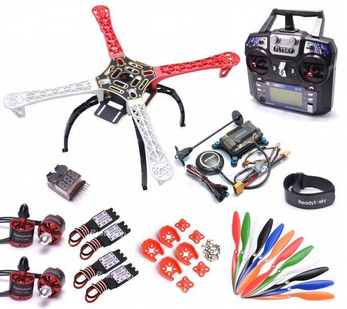 Комплектующие для сборки дрона