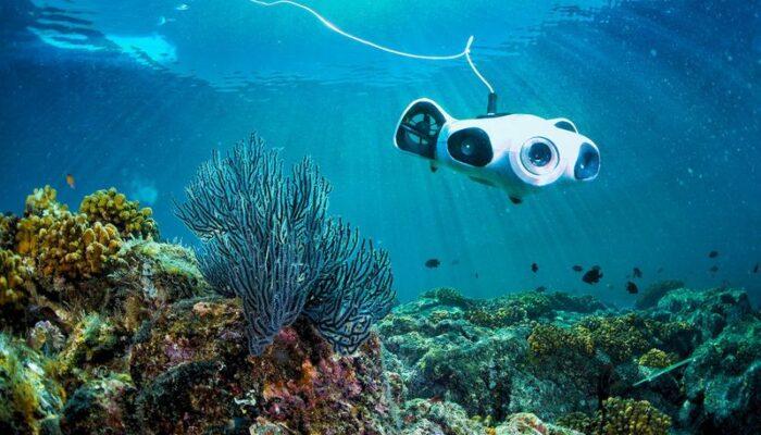 Подводные дроны