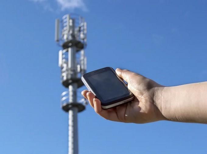 Сигнал сотовой связи
