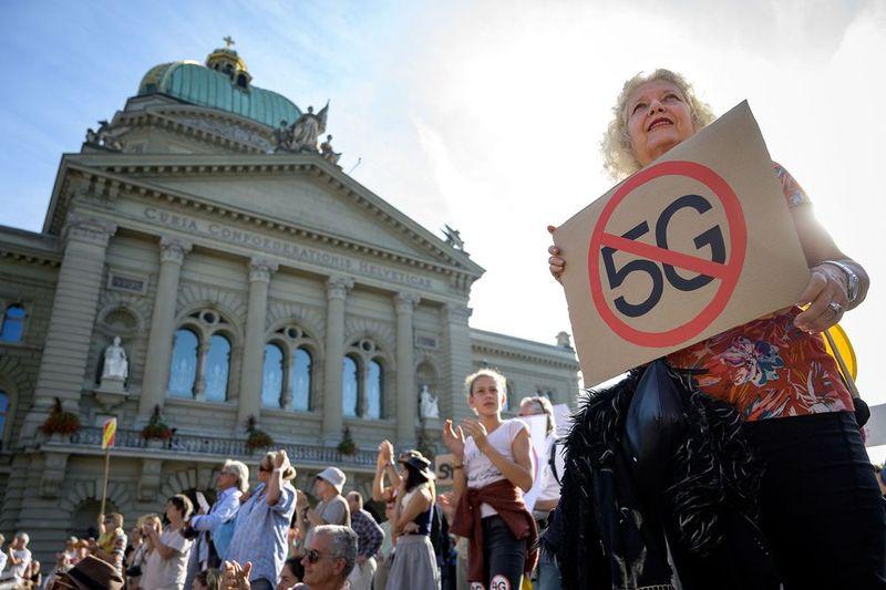 Опасность 5G для здоровья