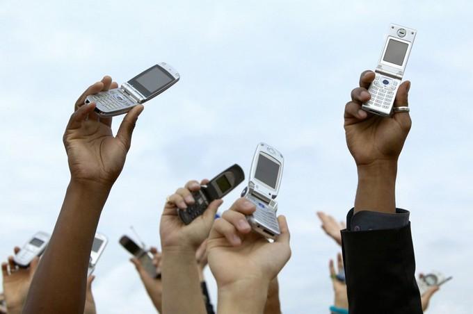 Причины слабого сигнала на телефоне