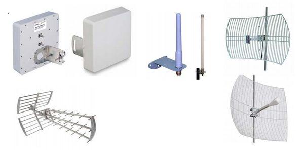 Многообразие антенн сотовой связи