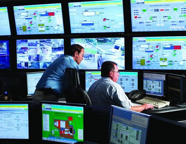 Особенности процесса управления в SCADA-системах